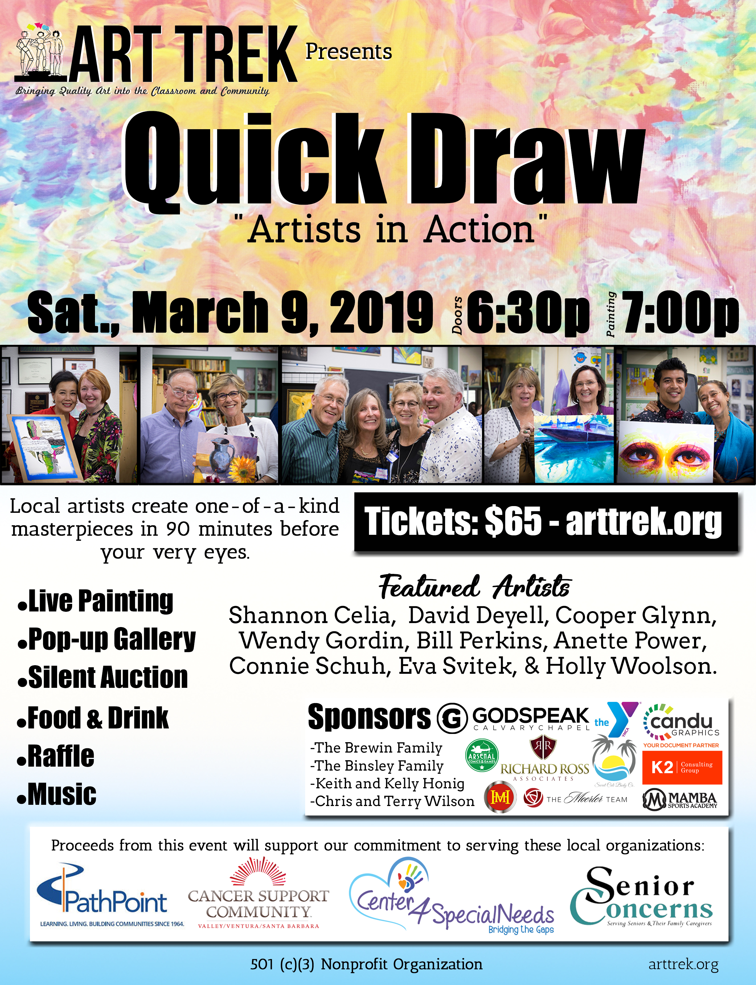 2nd Annual Quick Draw: