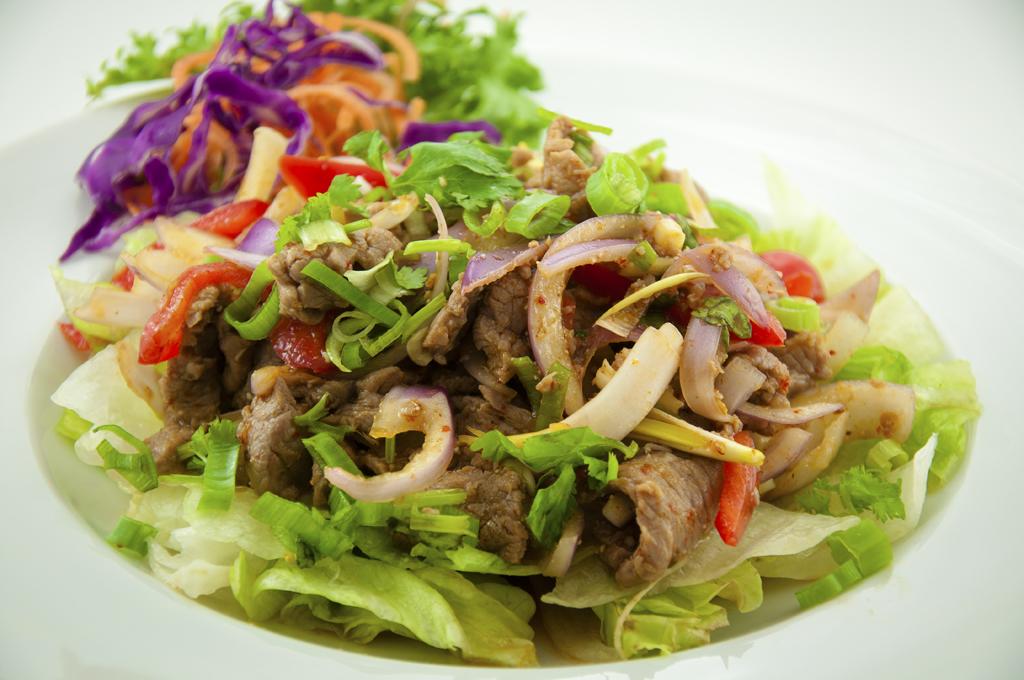 18 Tiger Tear Salad