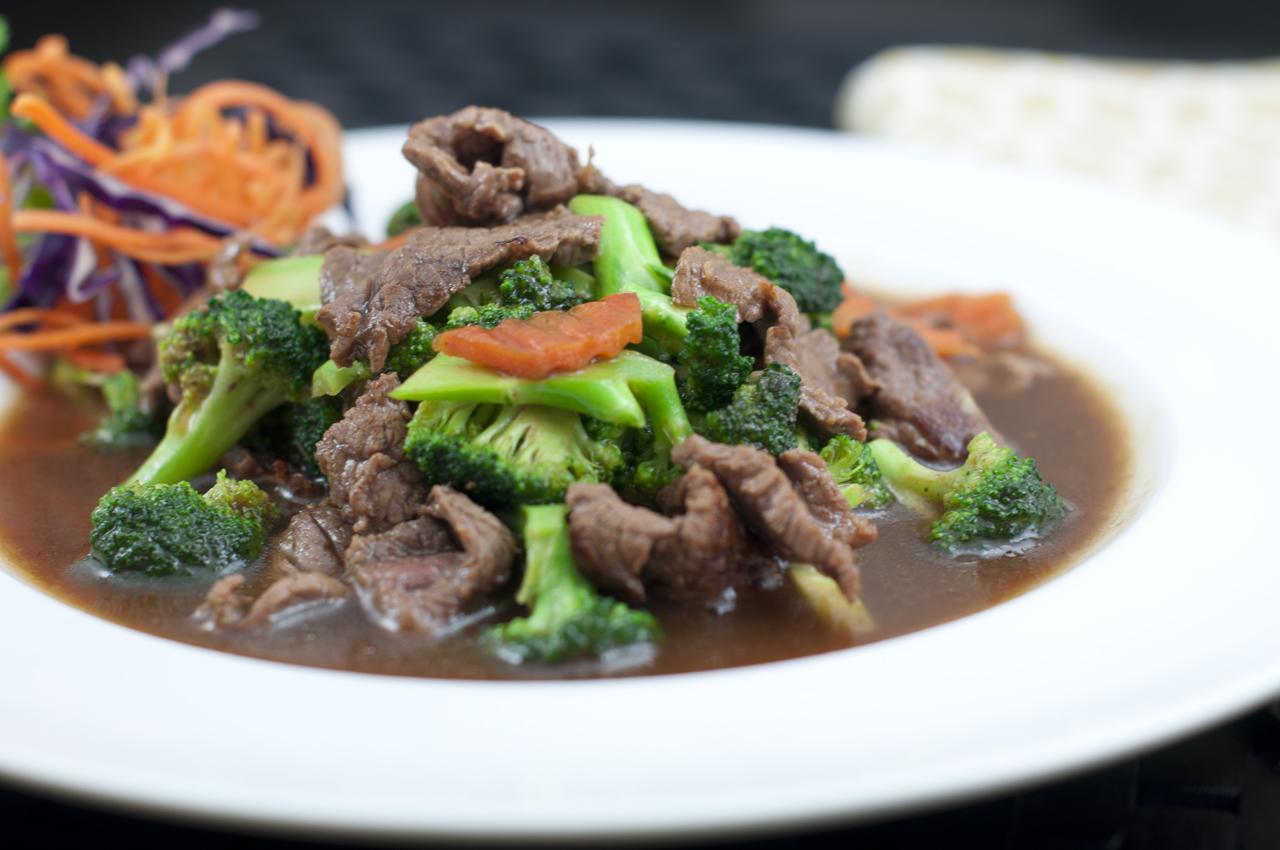 31 Broccoli & Beef