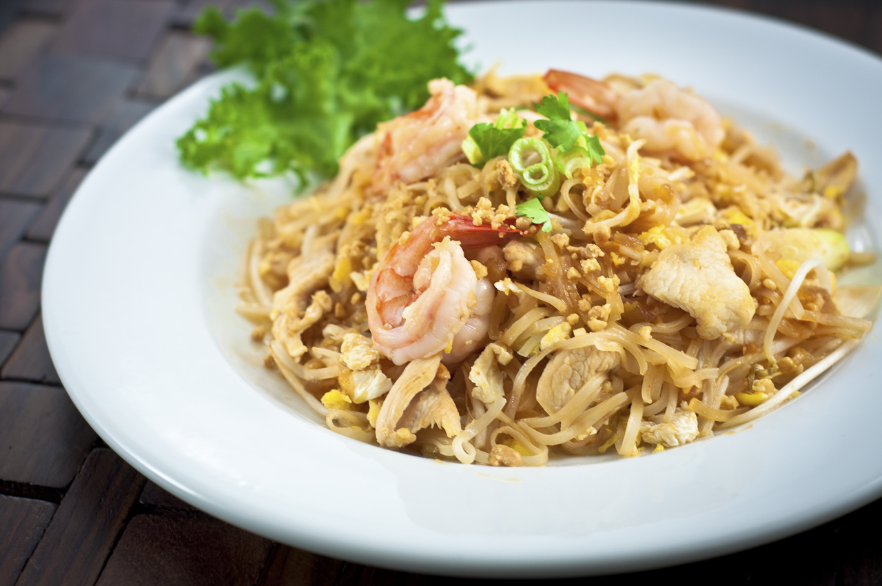 N1 PAD THAI | OUR MOST POPULAR DISH!