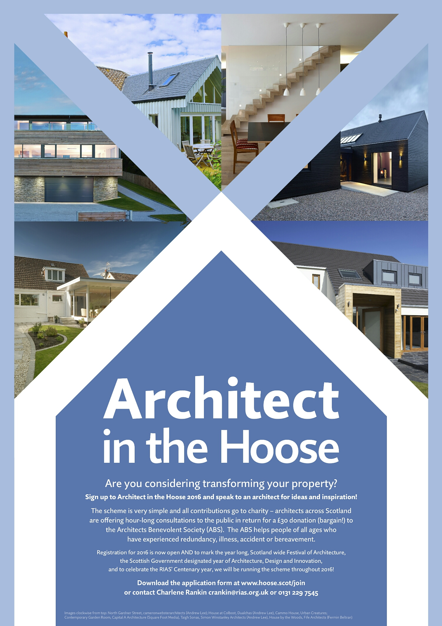 Architect in the House 2016