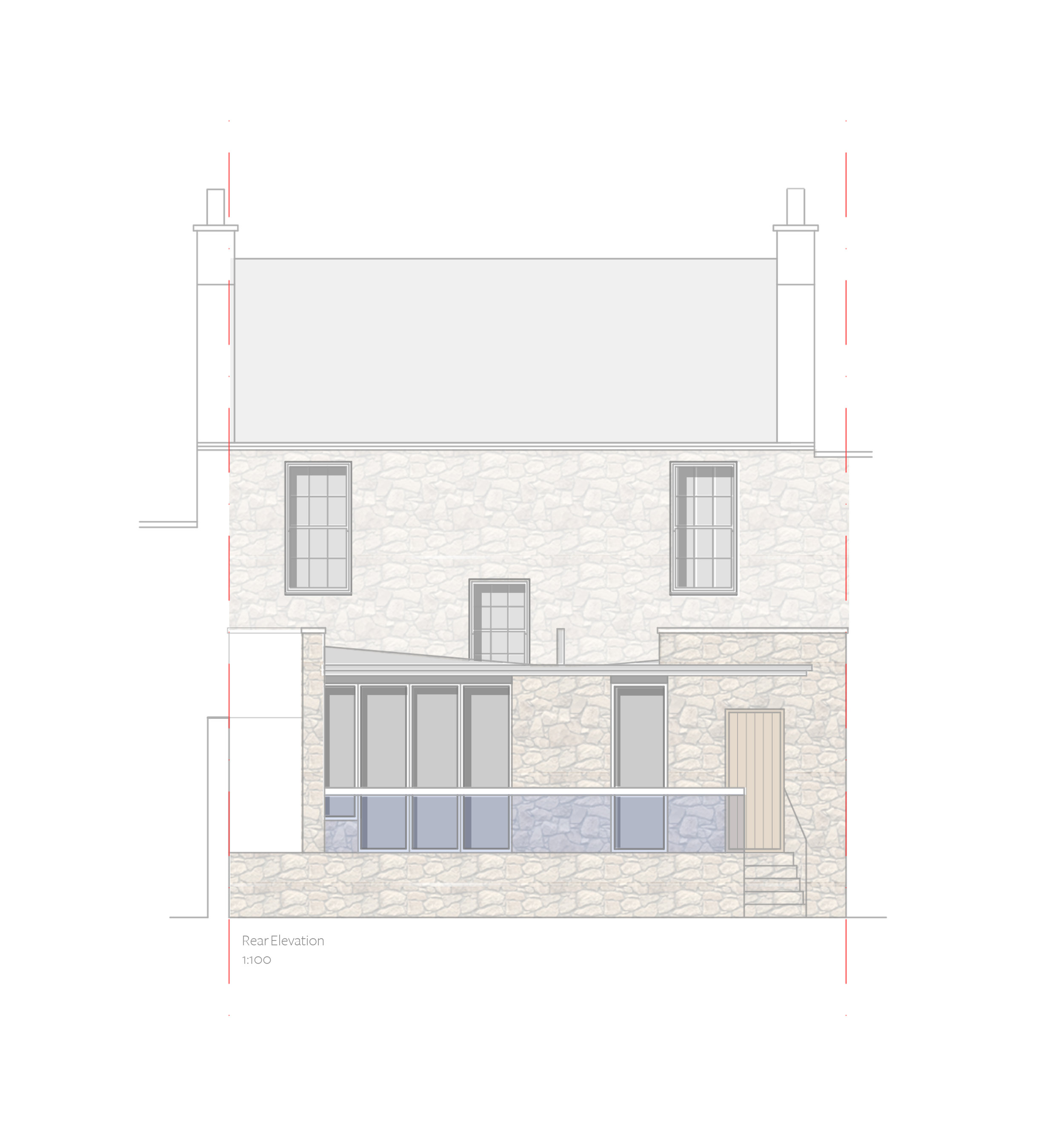 Linking Levels House Extension Elevations.jpg