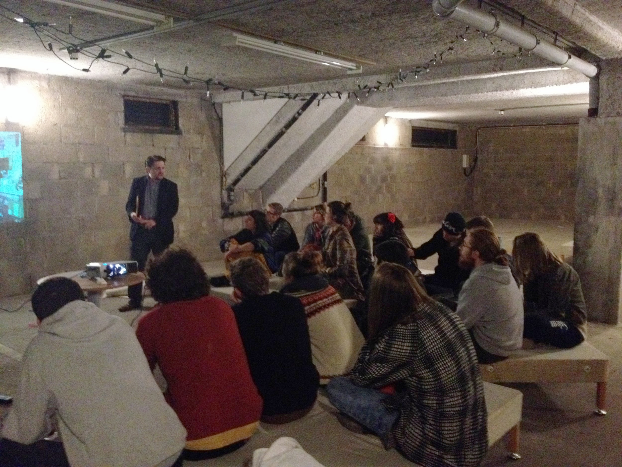 Working with the Edinburgh Student Housing Cooperative