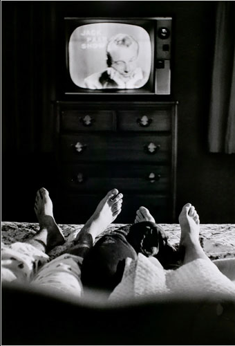 Jack Paar 1959, © Cornell Capa/Magnum Photos
