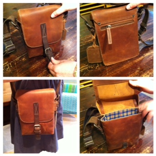 Our new Aunts & Uncles post bags, knapsacks, and briefcases are styled with care and character.