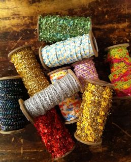 Call it twine, string, thread or ribbon we have an inspirational variety of it!