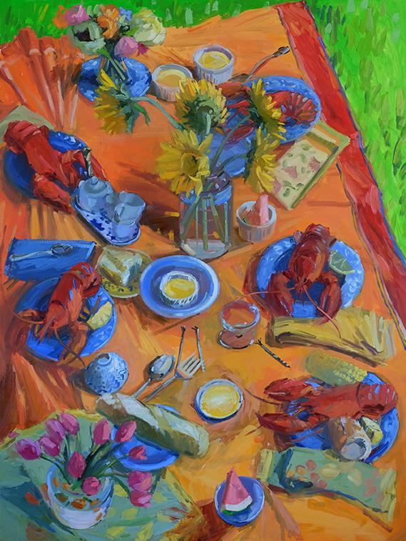 Lobster Picnic