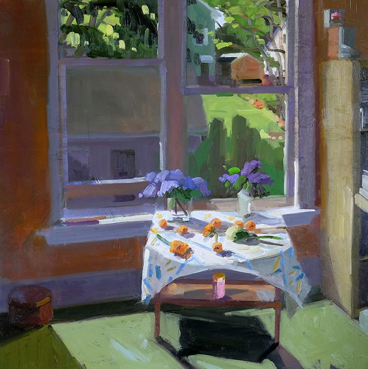 Lilac Interior