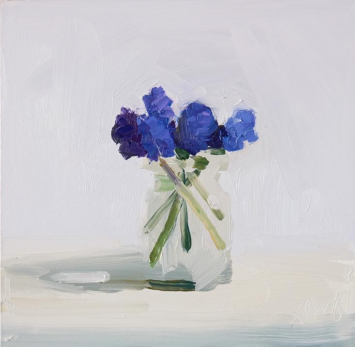 Grape Hyacinths III