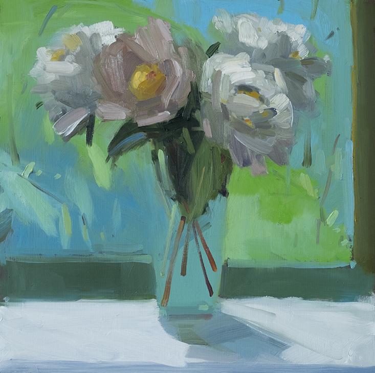 June Peonies