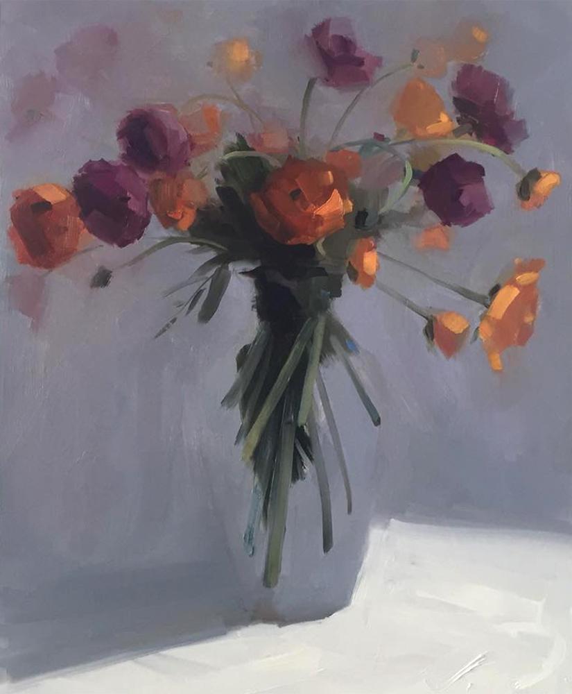 Mixed Ranunculus Bouquet