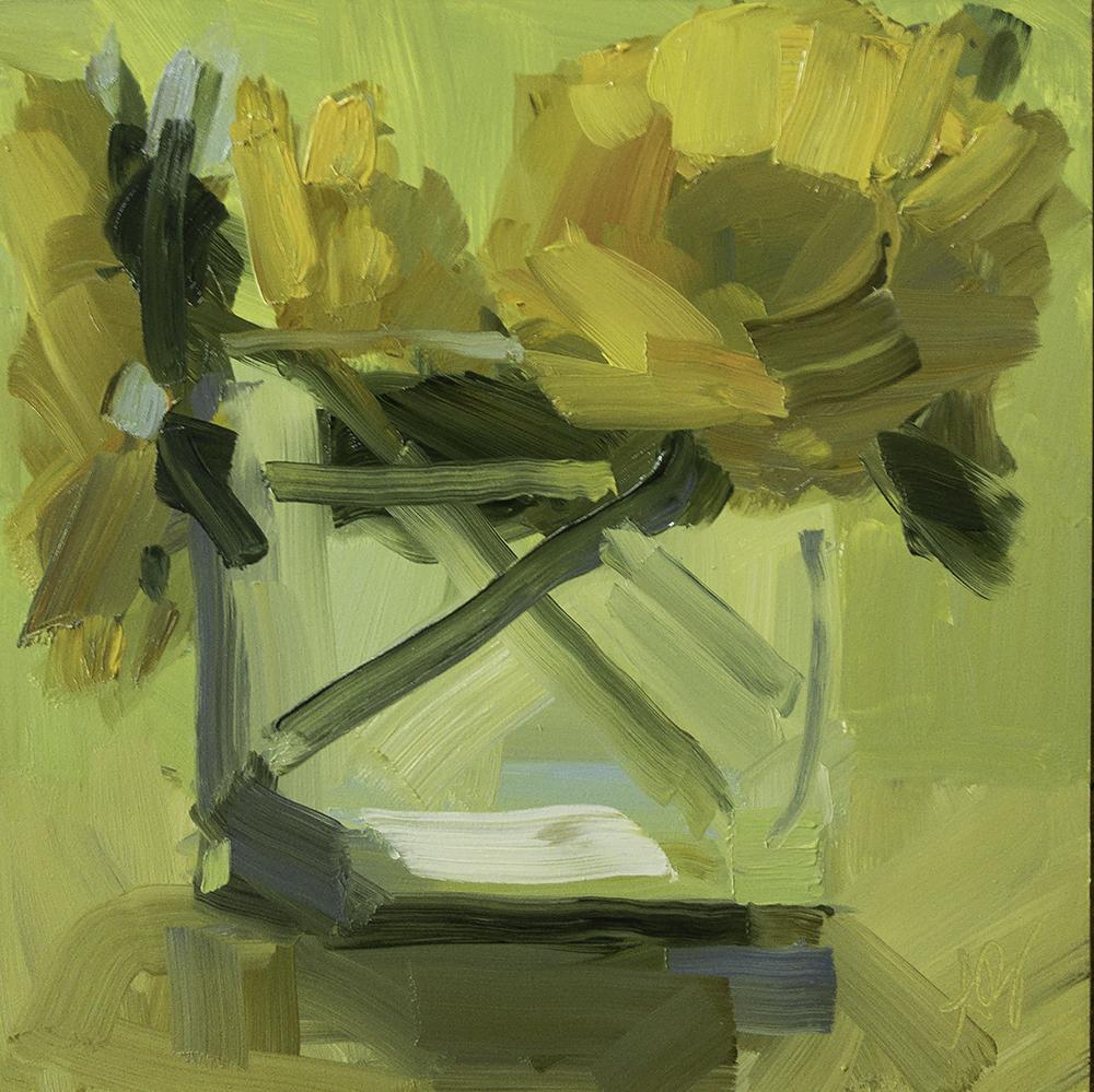 Sunflowers II 2018