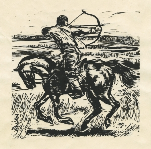 Mongolian Horse Man