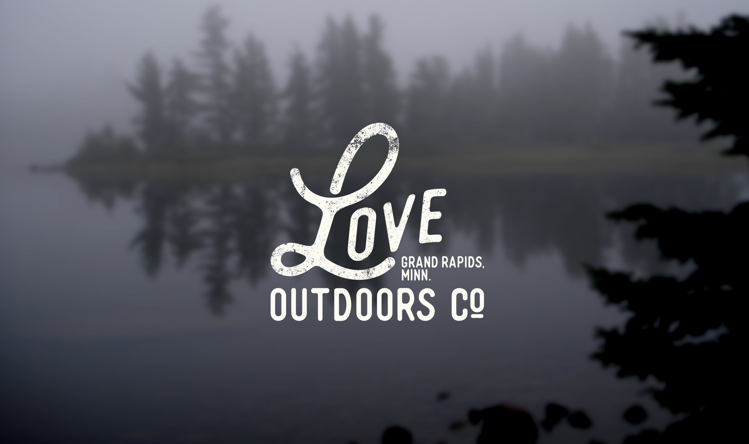Logo - Love Outdoors Co.
