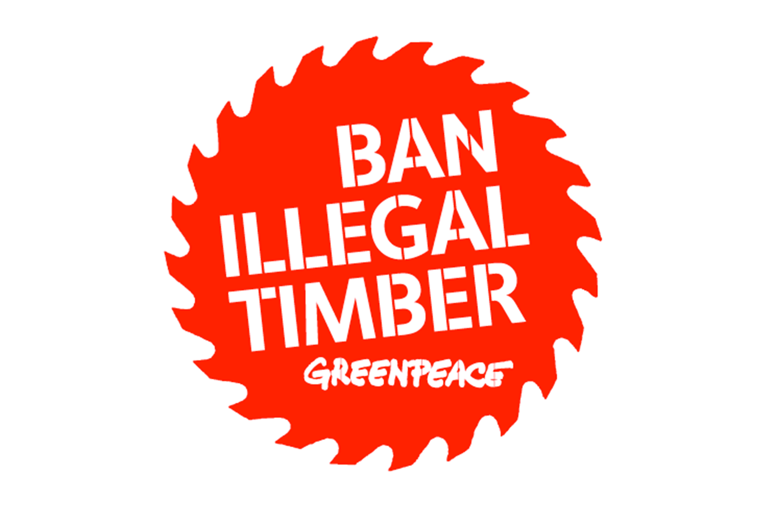 Ban illegal Timber