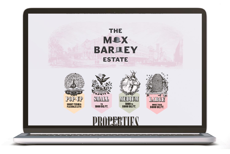 MaxBarney_Homepage_Website_Design.png