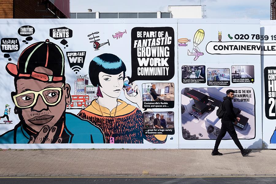 Outdoor Advertising Design -