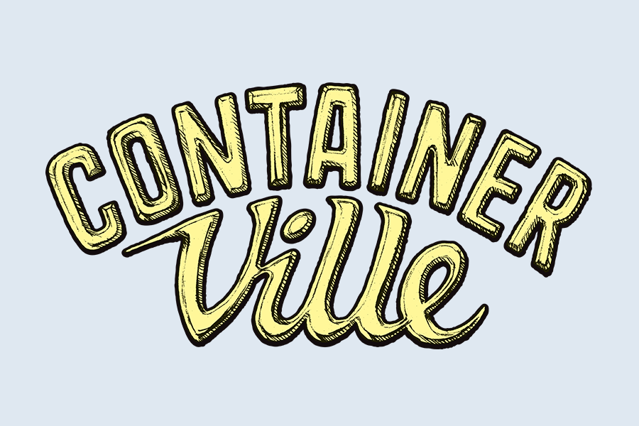 Containerville Brand Marketing -