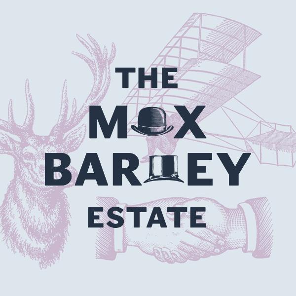 Max Berney Estate Brand and WebsiteDesign -