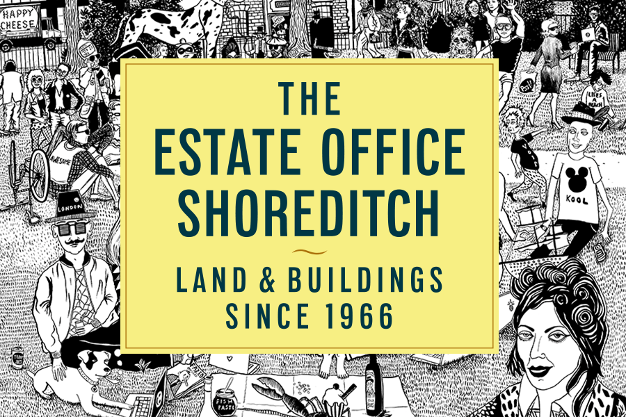 Estate Office Shoreditch Brand Marketing -