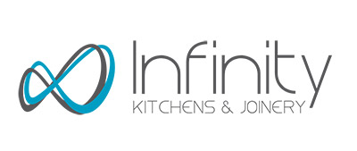 NEW LOGO DESIGN FOR INFINITY KITCHENS AND JOINERY