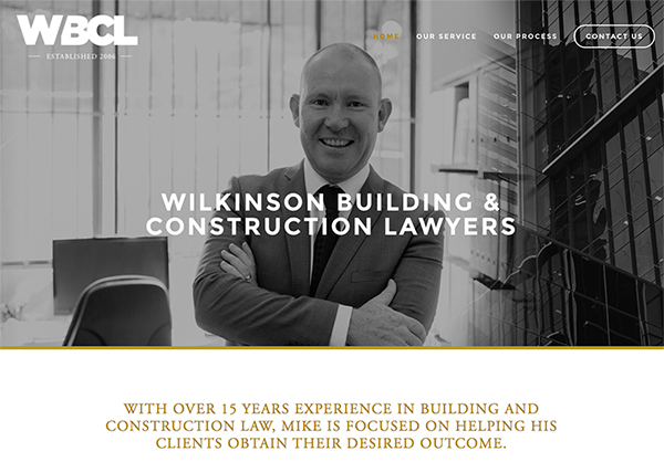 Photo of Mike Wilkinson, the Owner