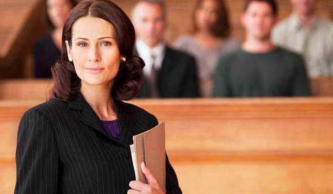 Super Model Lawyer
