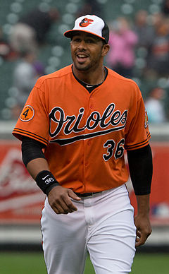 Chris Dickerson has secured a bench spot on the 2013 Orioles for the foreseeable future.