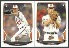 Kevin Gausman and Dylan Bundy are the consensus #1 and #2 Orioles prospects entering the 2014 season.