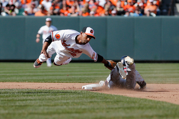 Alexi Casilla's chances of being on the O's opening day roster for a 2nd straight season were dashed due to nagging injuries that kept him out of games for most of camp.