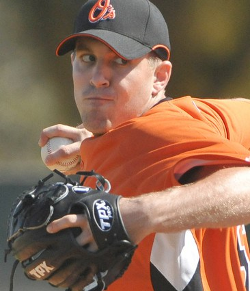 Brad Bergesen made his major league debut in April 2009 and would be followed in short order by 2008 Bowie Baysox teammates Jason Berken, David Hernandez, and Chris Tillman.