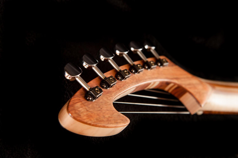 Woods — Sundlof Guitars