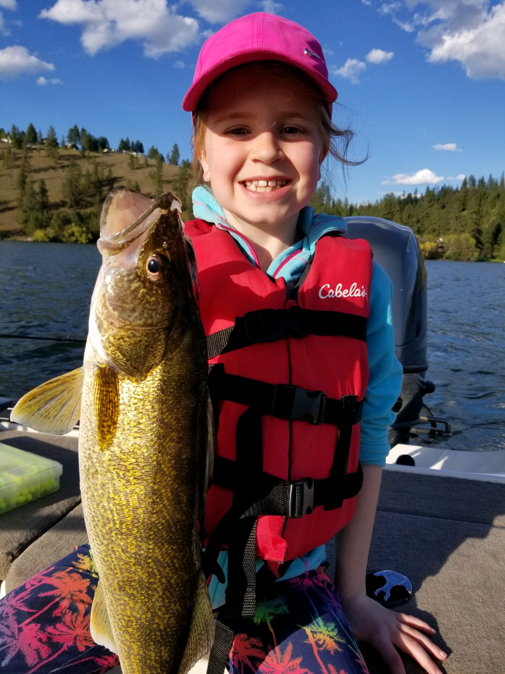 Big Fish 2019 — Spokane Walleye Club