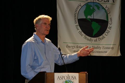 ASPO-USA Co-Founder, Randy Udall