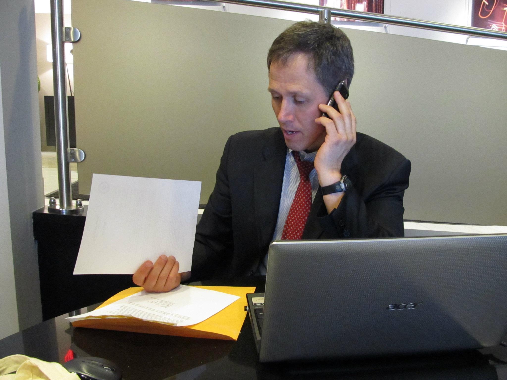 ASPO-USA Executive Director Jan Mueller