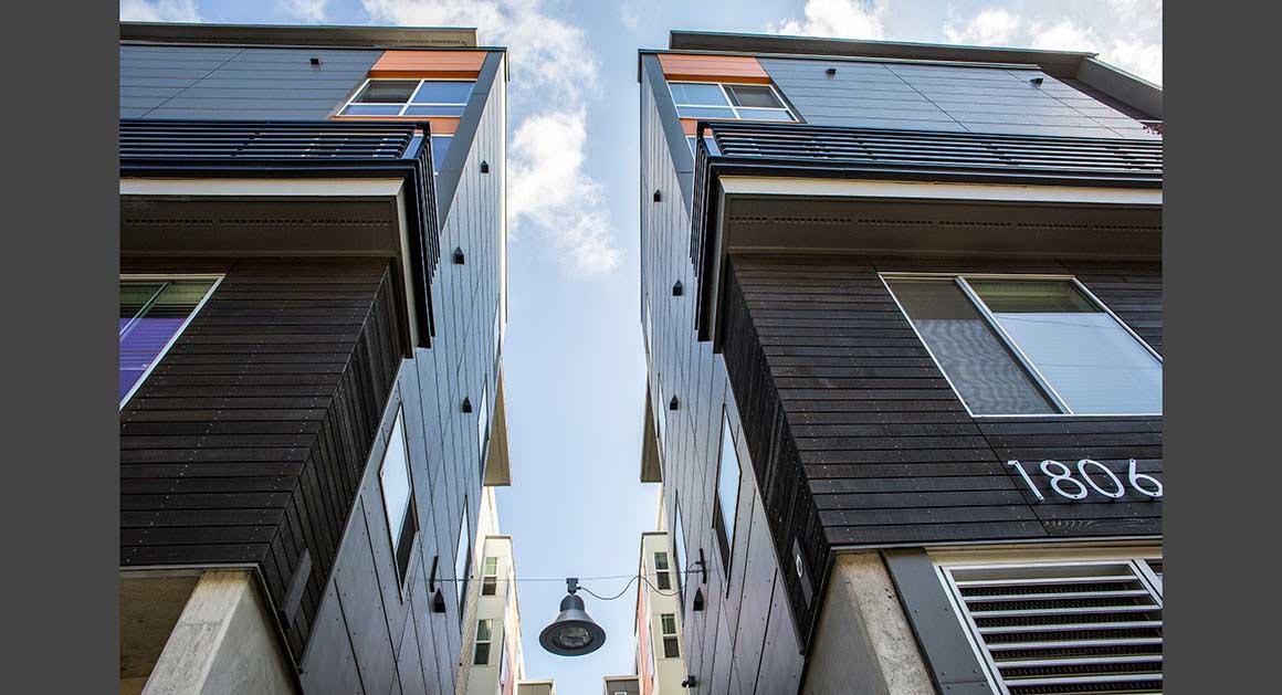 Seattle micro-apartments (  Politico - Mark Peterson/Redux  )