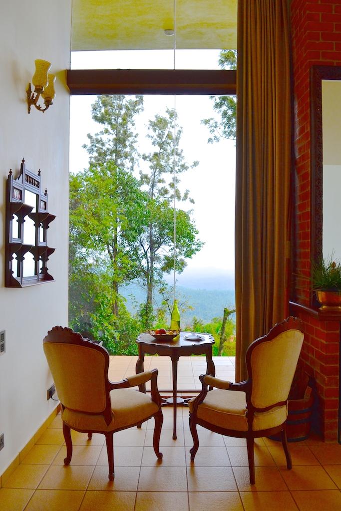 luxury accommodation chikmagalur