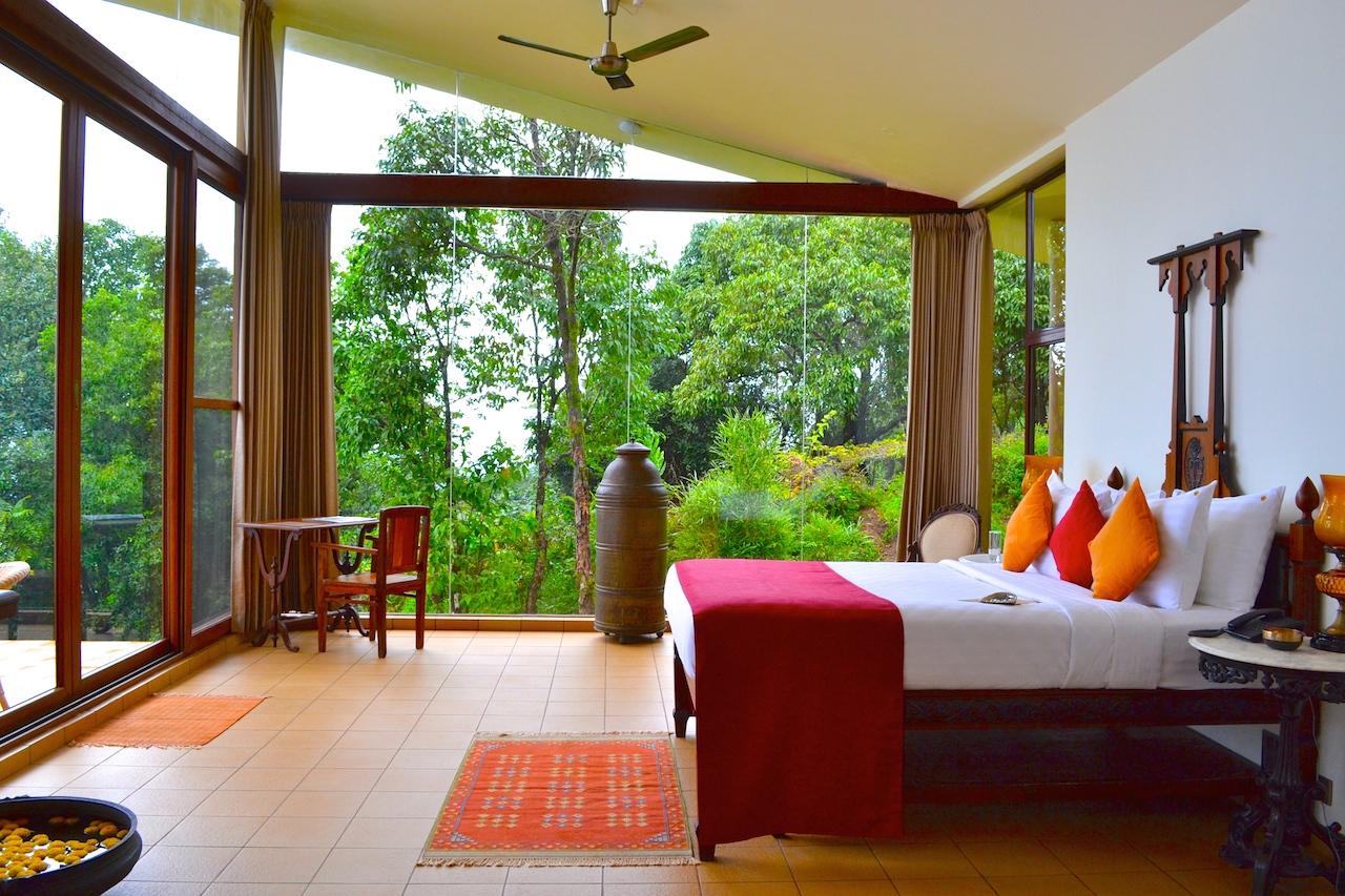 luxury accommodation in karnataka