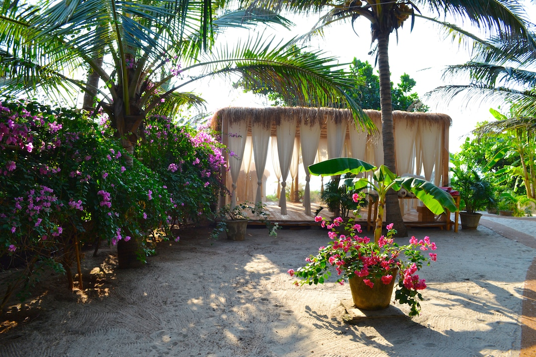 ashwem beach goa luxury beach shack