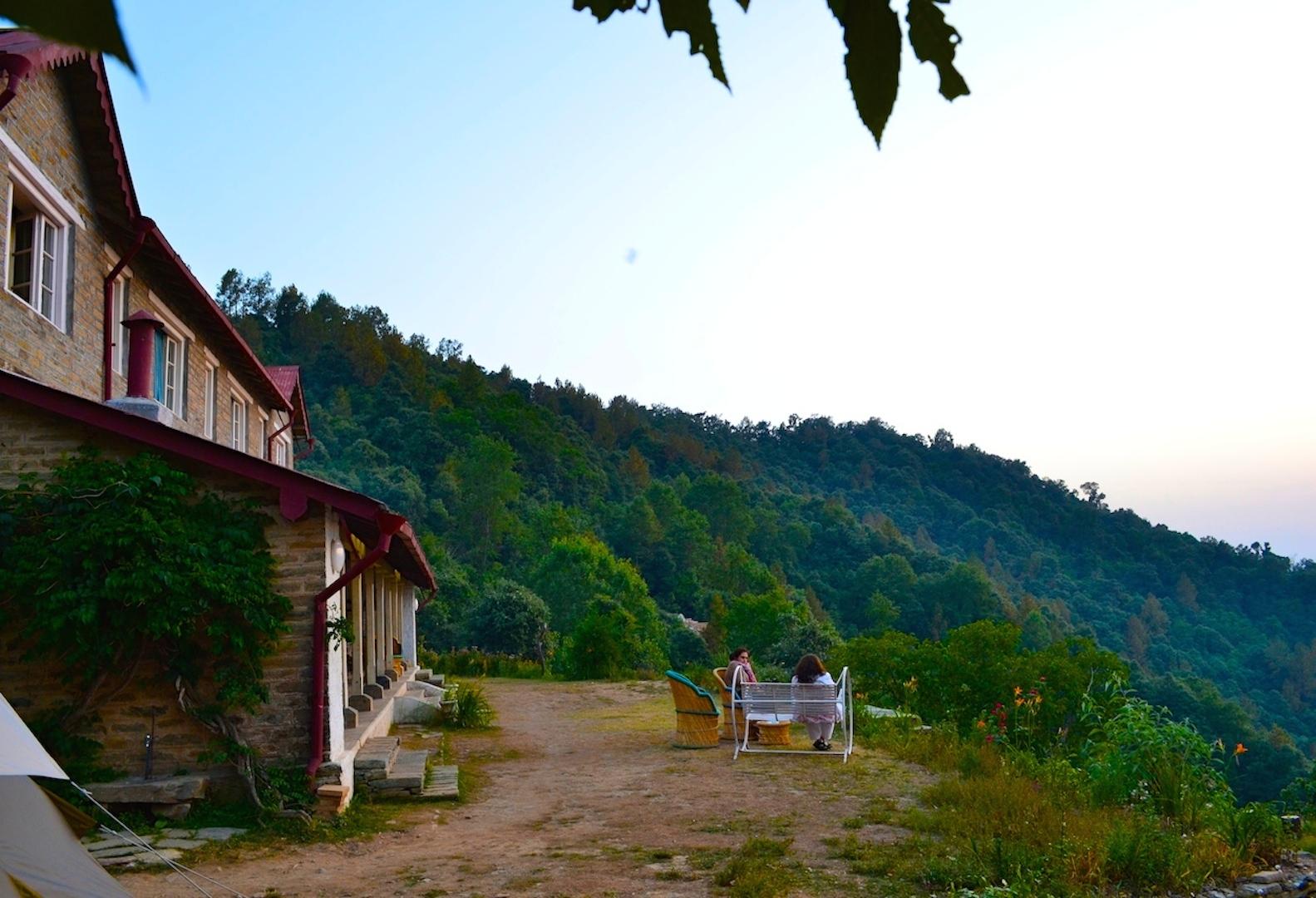 hidden cottage in kumaon uttaralhand
