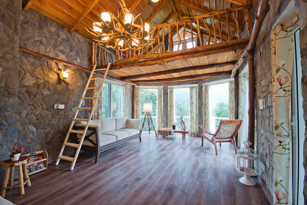 luxury cottage in naukuchiatal kumaon