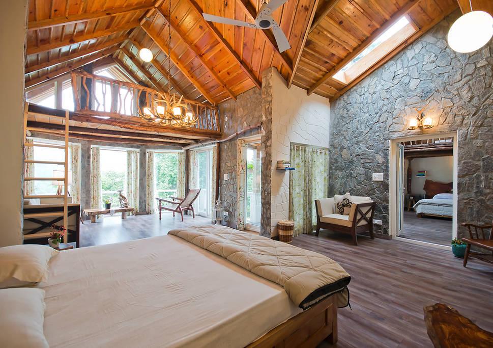 luxury cottage in kumaon uttarakhand