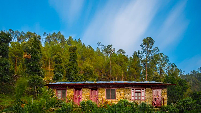 luxury cottage almora kumaon