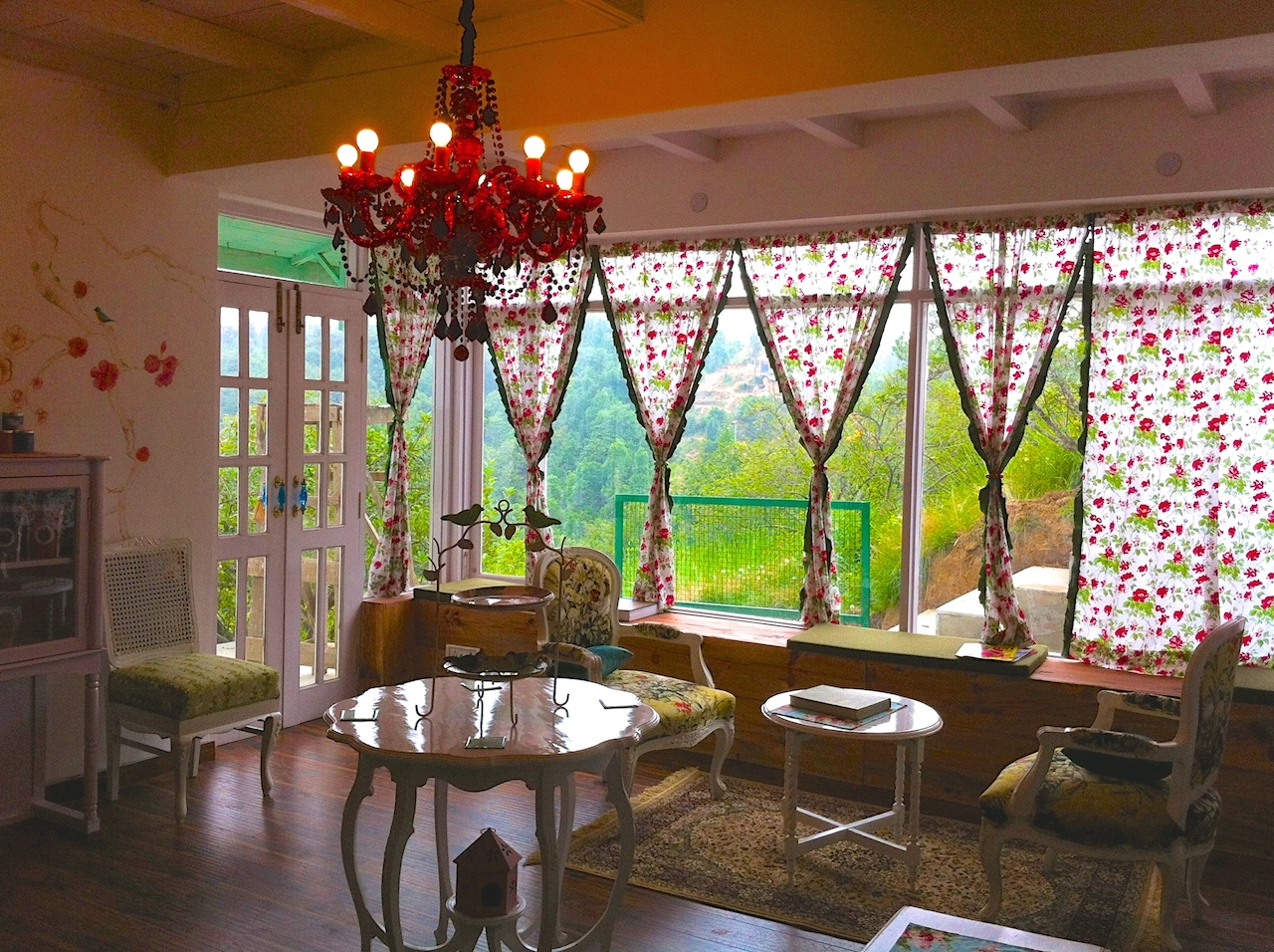 boutique hotel in kumaon