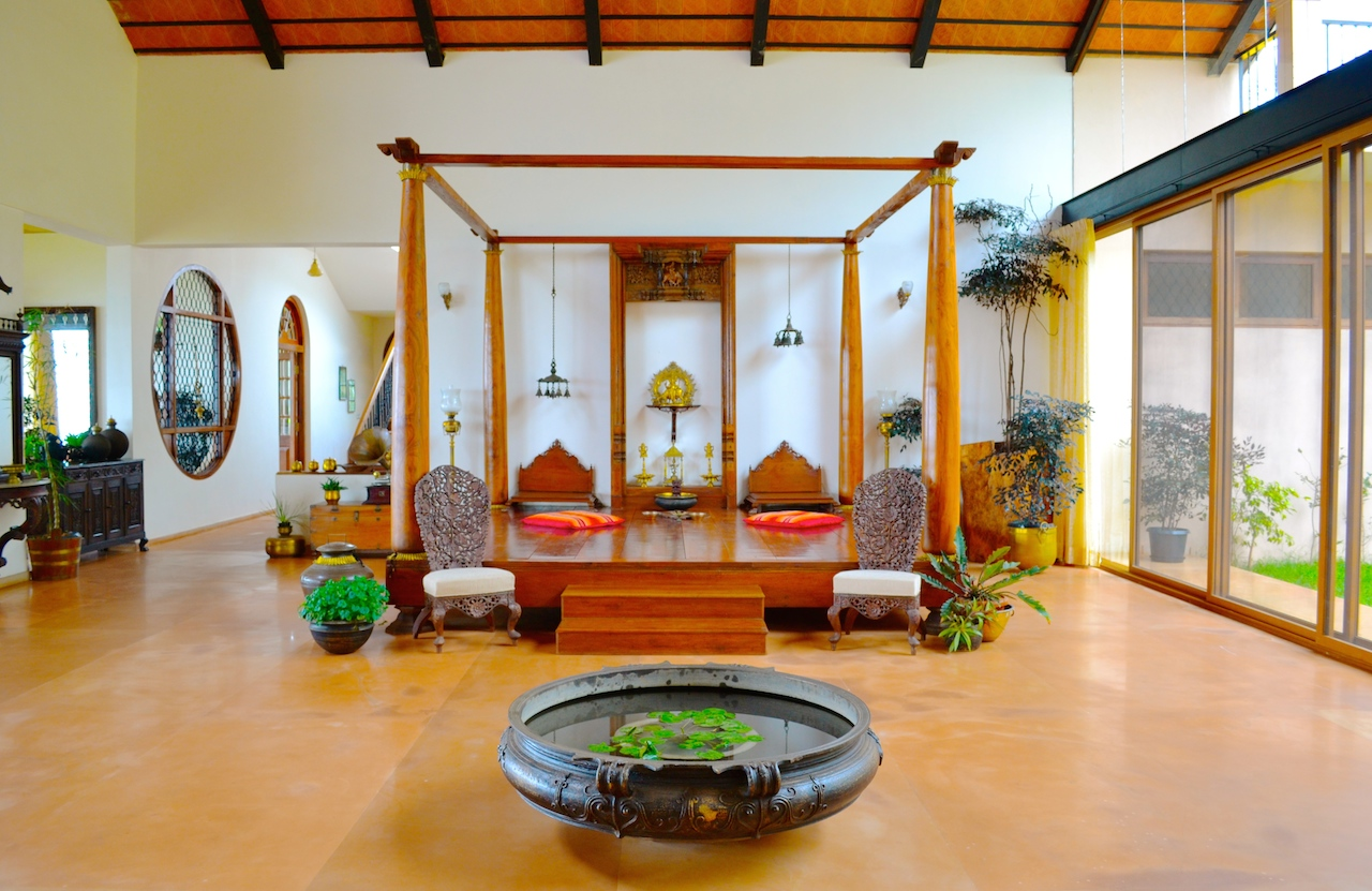 luxury villa chikmagalur