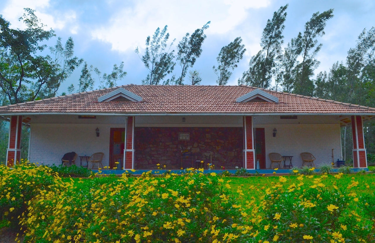 chikmagalur luxury plantation stay