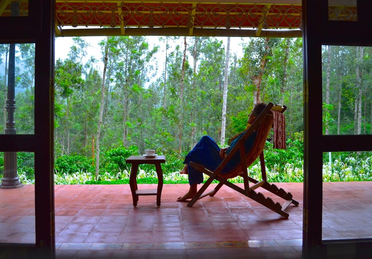 luxury plantation cottage chikmagalur