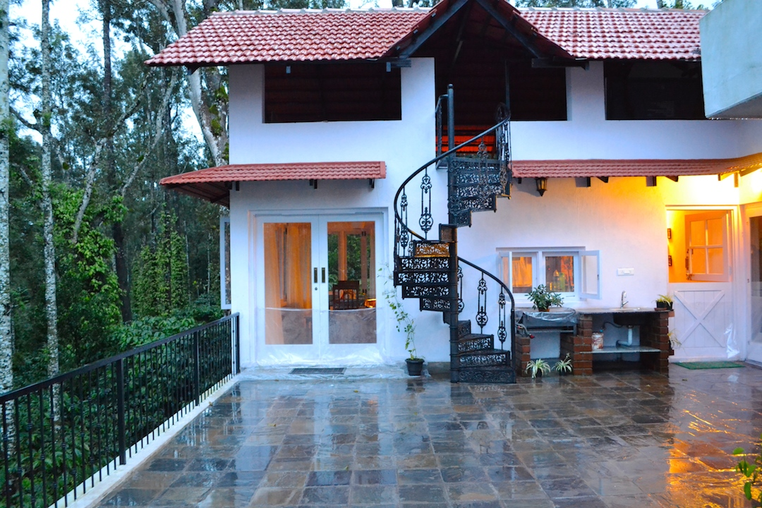luxury cottage in coorg