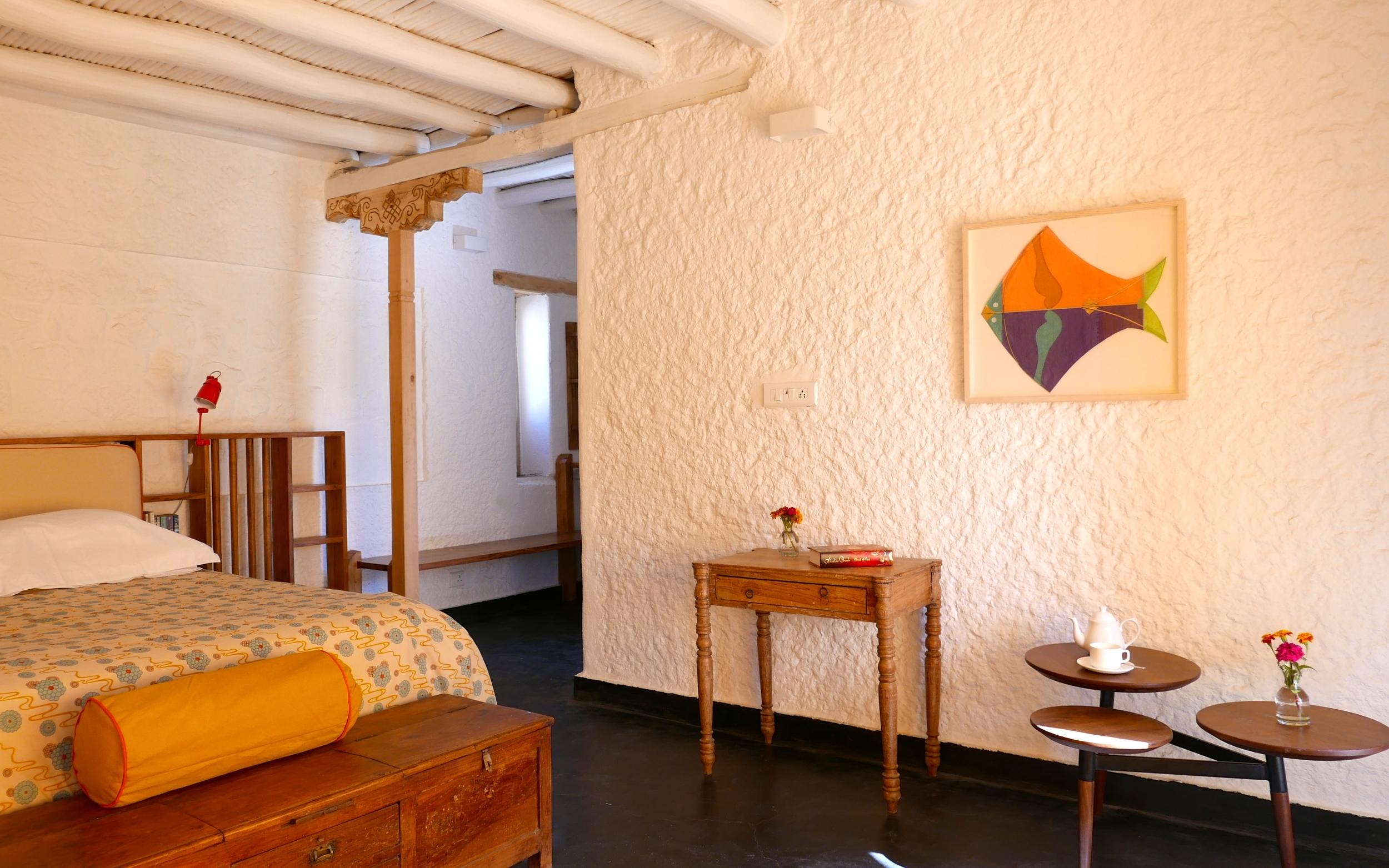 nubra valley boutique hotel