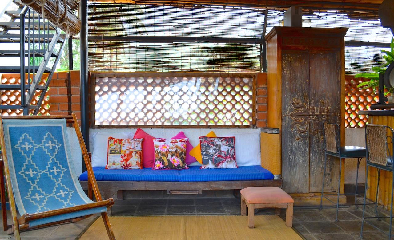 luxury homestay in bangalore